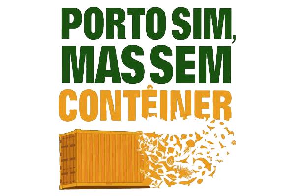 Porto Sim Mas Sem Container